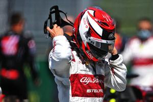 ライコネン「トラブルには驚いた。レースペースはポジティブなので改善を続けたい」:アルファロメオ F1オーストリアGP日曜