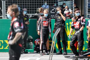 マグヌッセン「オコンの背後で冷却が不十分になり、ブレーキが終わった」:ハース F1オーストリアGP日曜