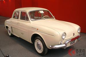 珍車発見!! かつてあった日産製、ルノー製のアルファ ロメオとは?
