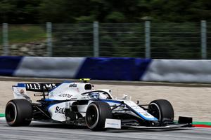 ラティフィ「1ポイント獲得まであと一歩だったので悔しい。来週末は今日より進歩しているはず」:ウイリアムズ F1オーストリアGP日曜