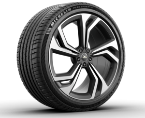 見ためも大事です! ミシュランが新デザインのSUV向けスポーツタイヤの「パイロット・スポーツ4 SUV」を発売
