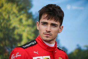 ルクレール、サインツJr.の加入は挑戦だと語る「フェラーリF1でナンバー1になるつもりはない」