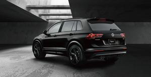 フォルクスワーゲン ティグアンにオーディオとブラックスタイル2つの特別仕様車