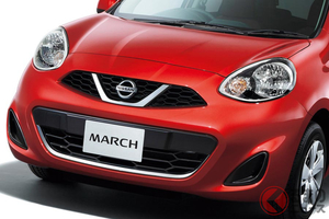 日産「マーチ」は実は輸入車!? 海外生産の日本車がイマイチ売れない理由