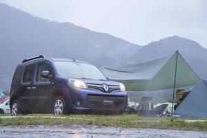 雨天中止はひよっこ! 安全な場所で「雨キャンプ」を楽しむのが一人前