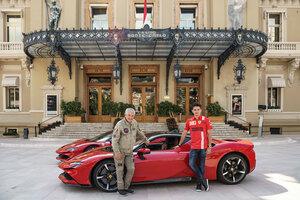 巨匠、クロード・ルルーシュ監督とフェラーリがショートムービーを制作!