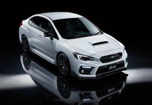 SUBARUが「STI Sportの完成形」を謳う特別仕様車の「WRX S4 STI Sport♯」を設定。販売台数は限定500台