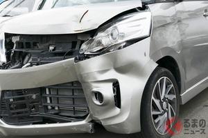 4台に1台が車の任意保険未加入!? 未加入車との事故で何が起きてしまうのか